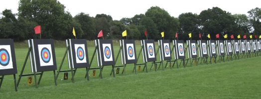 Atlas targets at 50M during the 2009 shoot